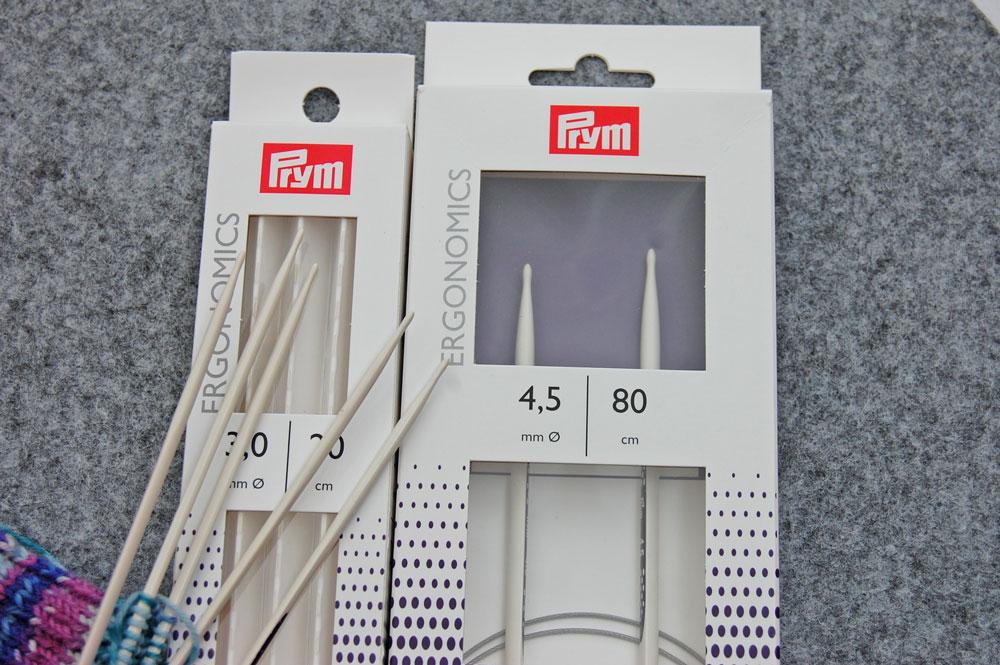Geschenke für Stricker - Ergonomics 3.0 - die neuartige Stricknadeln von Prym geschenke für stricker 12 tolle Geschenke für Stricker, die begeistern
