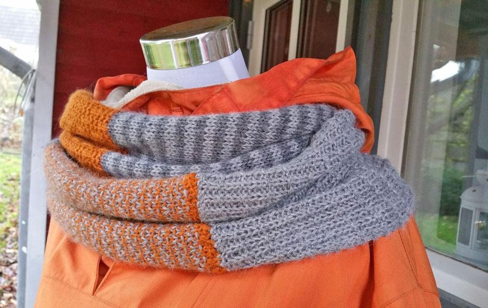 """Geschenke für Stricker - Loop""""Kay"""" von Oceanandyarn geschenke für stricker 12 tolle Geschenke für Stricker, die begeistern"""