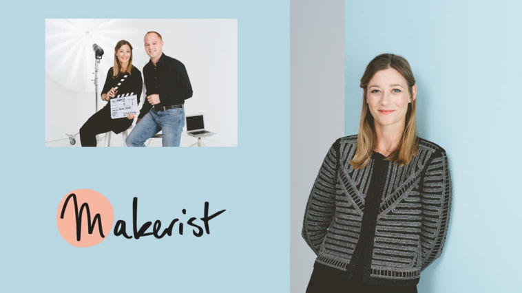Makerist - Interview mit Amber Riedl makerist Amber Riedl – Gründerin von Makerist im Interview