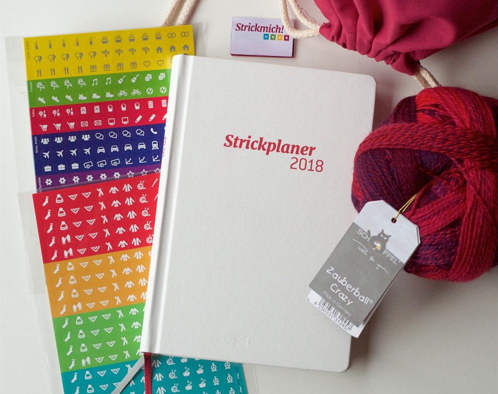 Geschenke für Stricker - Der Strickplaner von Martina Behm geschenke für stricker 12 tolle Geschenke für Stricker, die begeistern