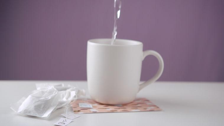 DIY Geschenkidee: Teebeutel selber machen teebeutel selber machen Teebeutel selber machen