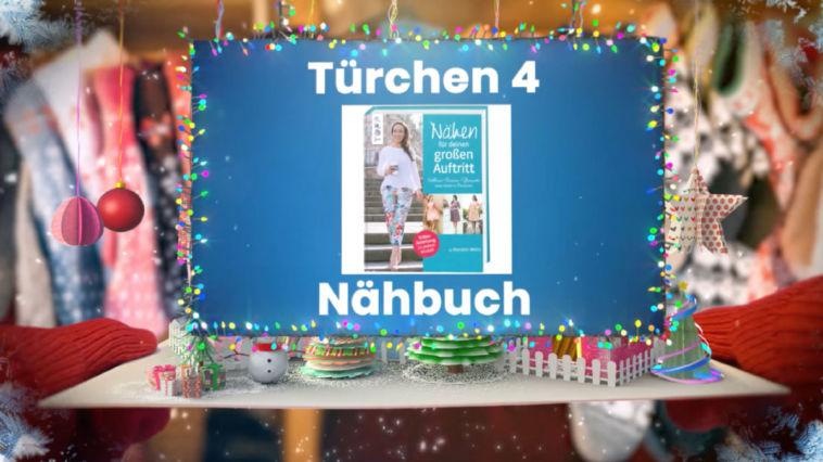 Adventskalender Gewinnspiel 2017: Nähen für den großen Auftritt nähen für den großen auftritt Buch: Nähen für den großen Auftritt – Nandini Mitra