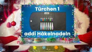 addi Häkelnadeln addiswings addiSwings – Häkelnadel Etui