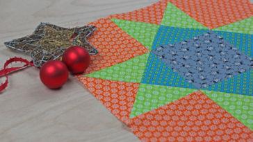 6 köpfe 12 blöcke 6 Köpfe 12 Blöcke – Ohio Star – Quiltalong