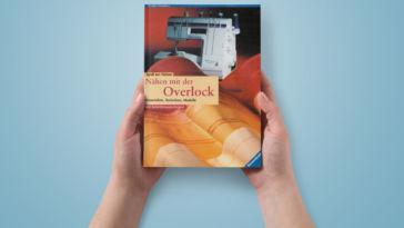 Nähen mit der Overlock – Buchempfehlung nähen mit der overlock Nähen mit der Overlock. (Buchtipp)