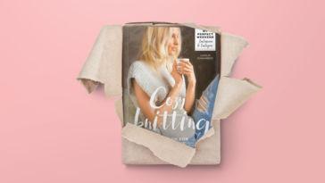 Buch: Cozy Knitting von Carolin Schwarberg
