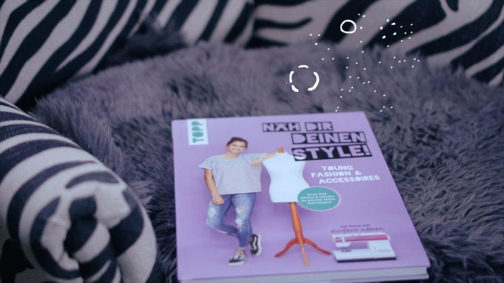 BUCHTIPP: Näh dir deinen Style [object object] Der große TOPP Blogger-Adventskalender 2017 – Türchen Nr. 17