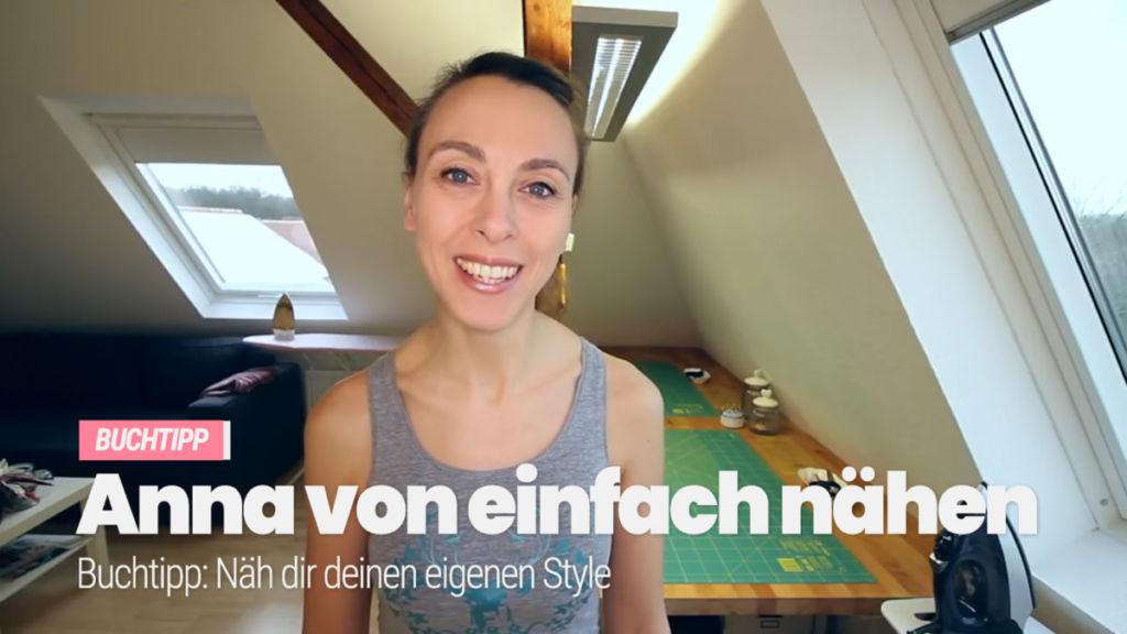 Anna von einfach nähen – Videos auf Youtube [object object] Der große TOPP Blogger-Adventskalender 2017 – Türchen Nr. 17
