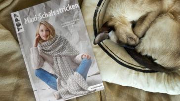 Maxi-Schals stricken von Tanja Steinbach