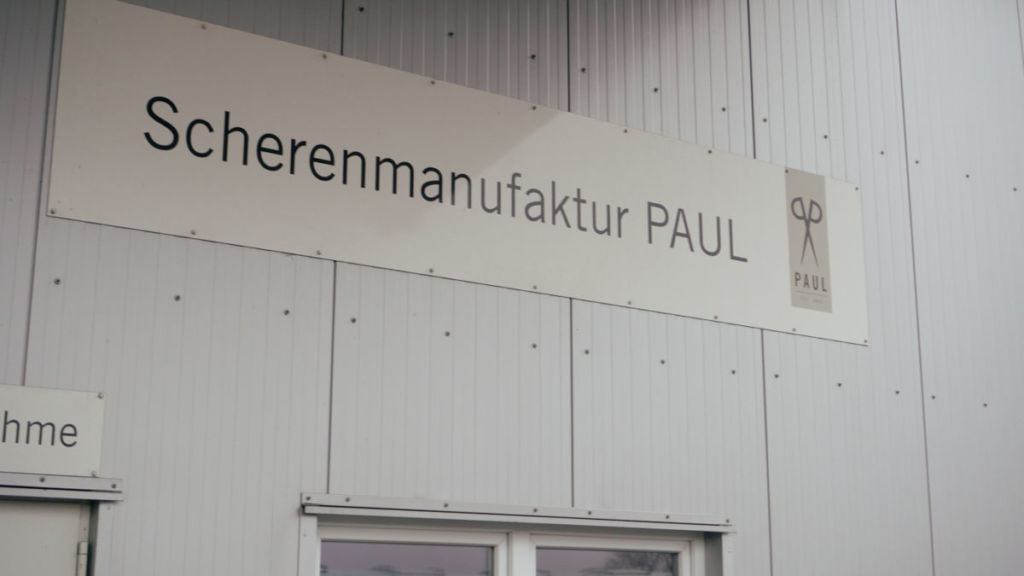 Scherenmanufaktur PAUL in Harsefeld