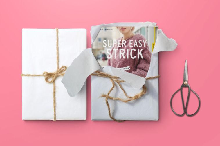 Buch: Super easy Strick von Carolin Schwarberg