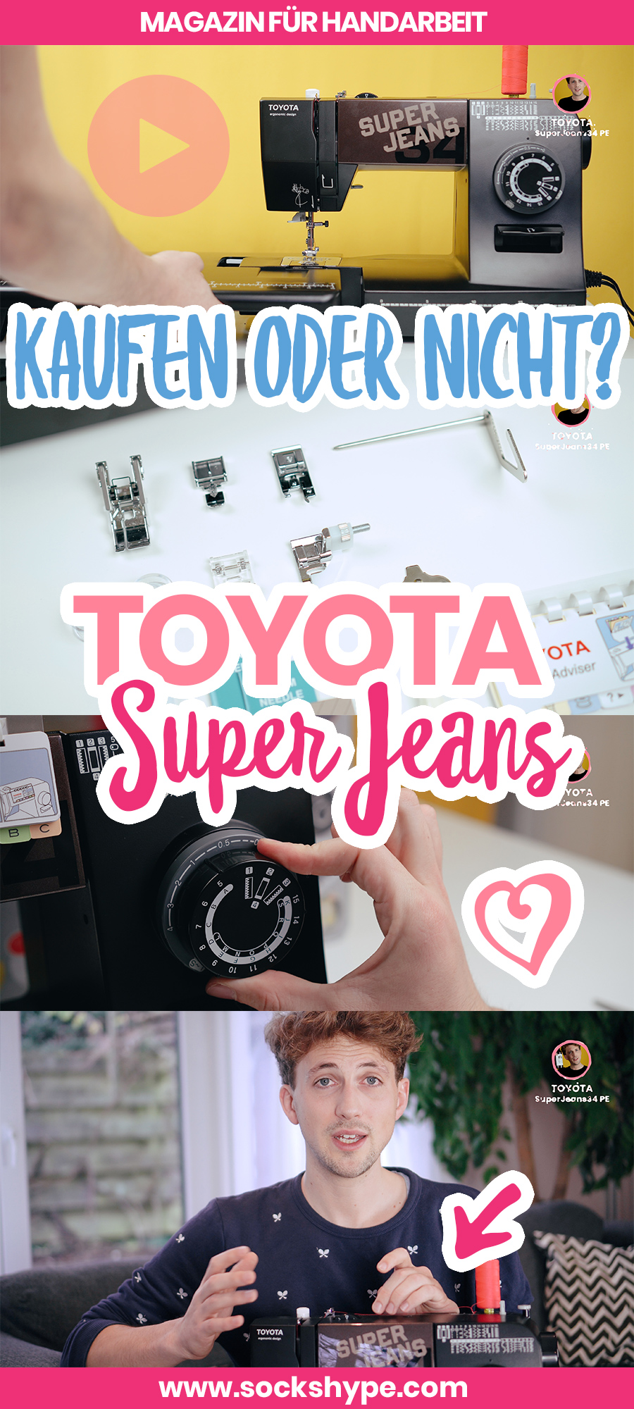 toyota n hmaschine test superj34pe super jeans. Black Bedroom Furniture Sets. Home Design Ideas