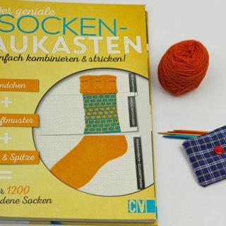 Der geniale Socken-Baukasten Titelbild