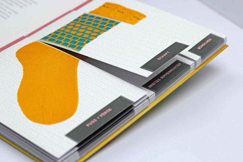 Der geniale Socken-Baukasten - einzelne Bücher