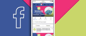 Facebook Gruppe - sockshype Strickcafé sockshype strickcafé Die Facebook-Gruppe – sockshype Strickcafé
