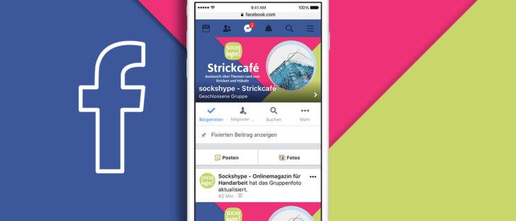 Facebook Gruppe - sockshype Strickcafé sockshype strickcafé Die Facebook-Gruppe – sockshype Strickcafé Trend