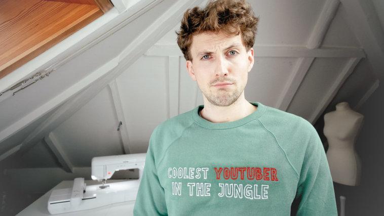 Pulli / T-Shirt besticken statt bedrucken mit der Brother Innov-Is V3 im Test t-shirt besticken T-Shirt besticken mit der Brother Innov-Is V3 im Test