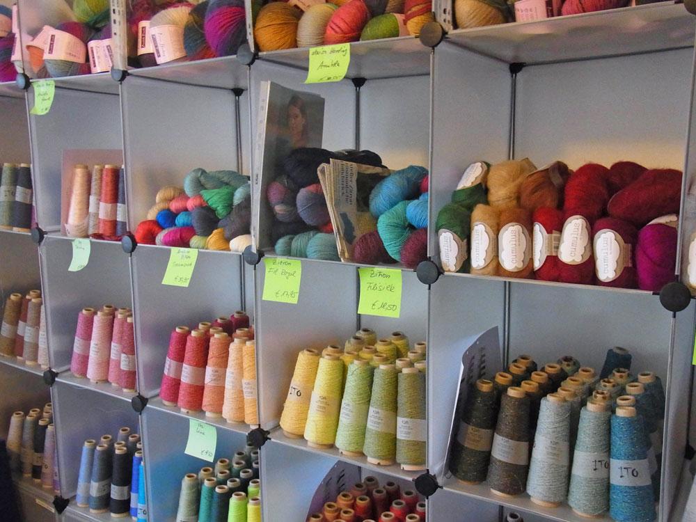Garne anderer Hersteller im Shop von Anne Resing