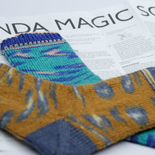 Kinda Magic Socks - Titelbild