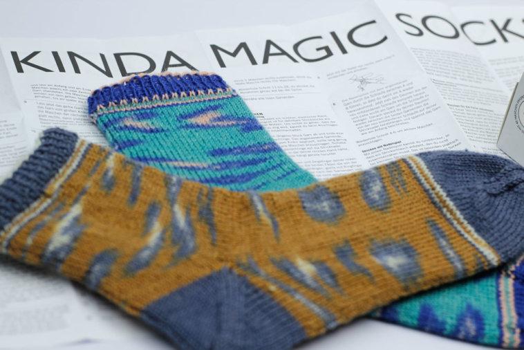 Kinda Magic Socks - Titelbild