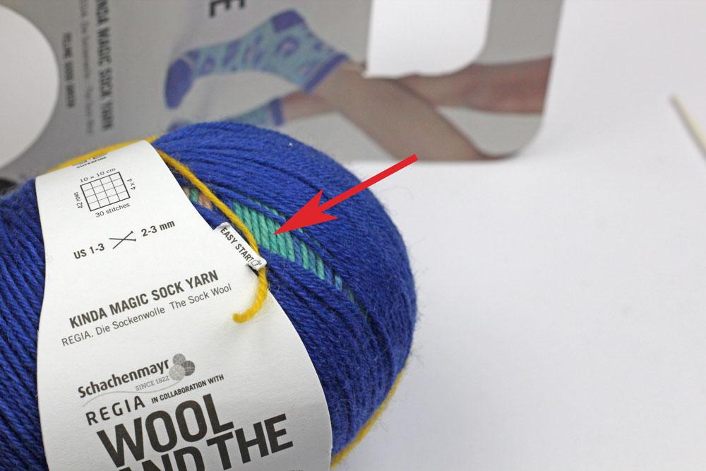 Kinda Magic Socks - Der Easy Start