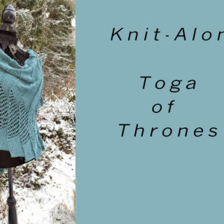 Knit-Along Toga of Thrones