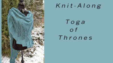 Knit-Along Toga of Thrones [object object] Knit-Along Toga of Thrones
