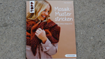 Mosaik-Muster stricken - Cover