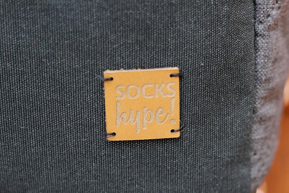 MachDeinDing 2018 - sockshype-Logo