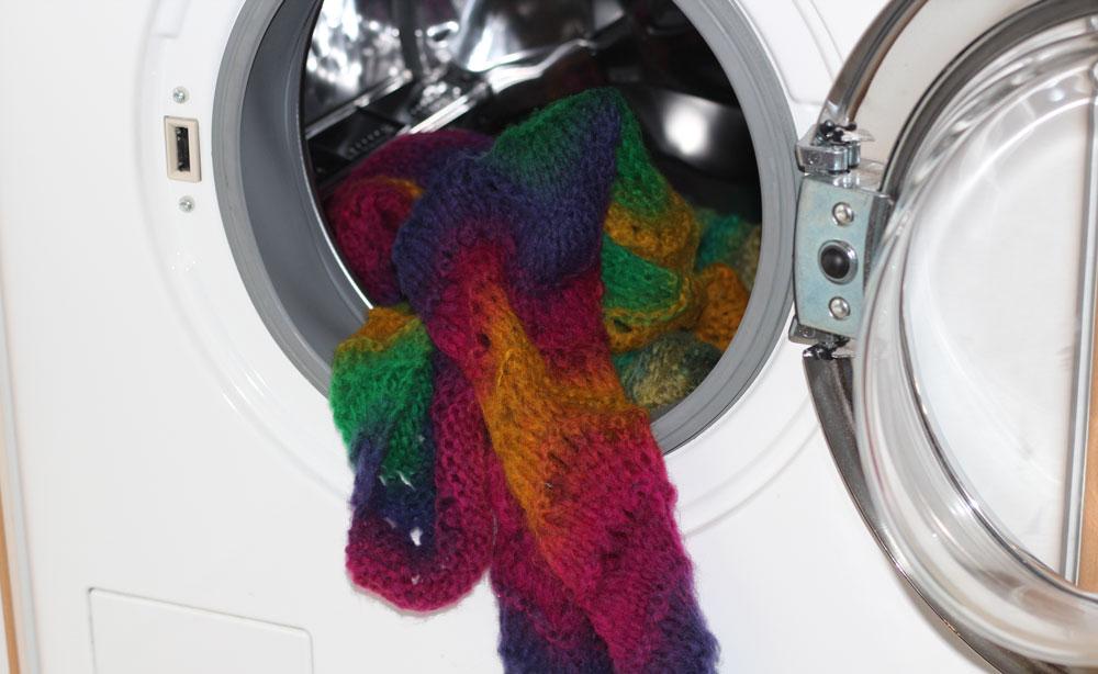 Optimale Pflege in der Waschmaschine [object object] Wolle richtig pflegen