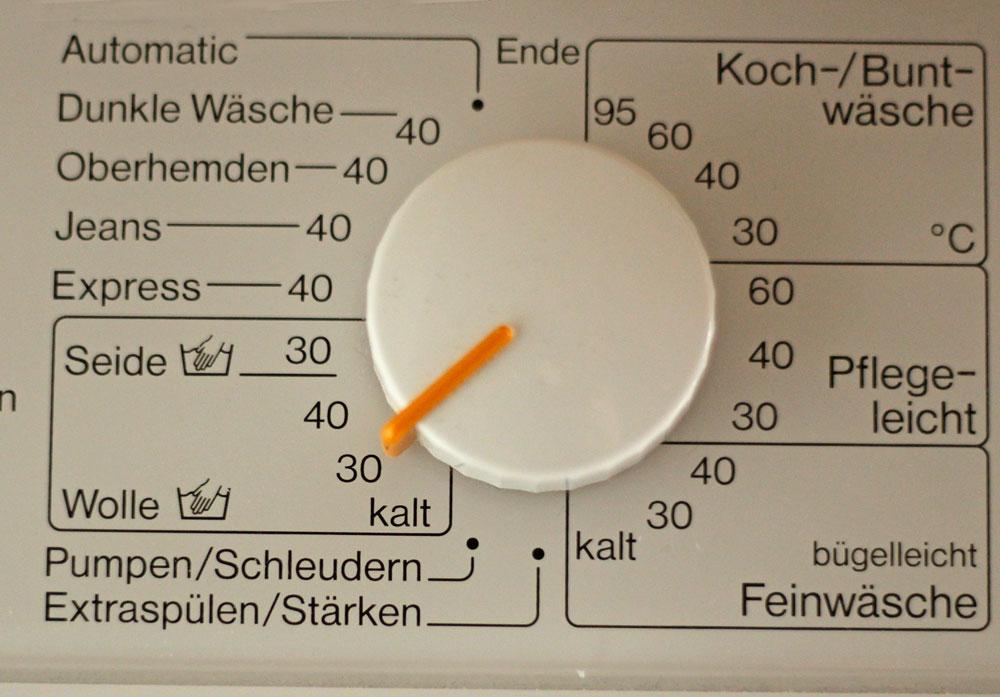 Wolle richtig pflegen - Wollwaschprogramm der Waschmaschine [object object] Wolle richtig pflegen