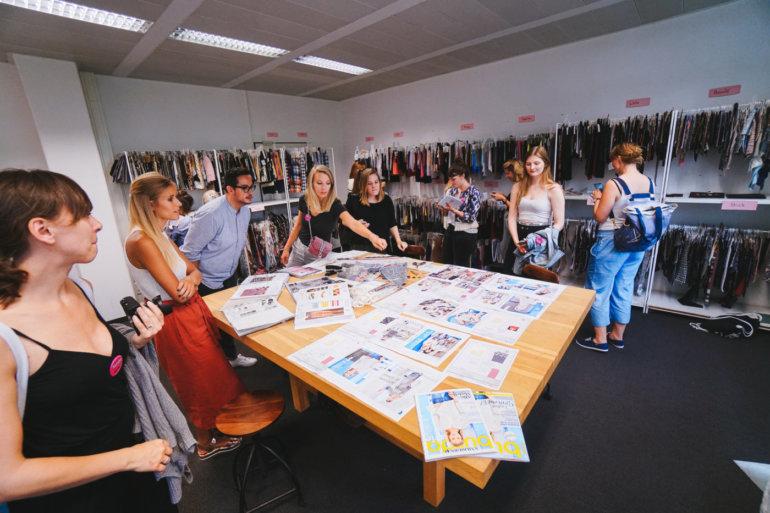 Burda Style Schnittmuster erstellen burda style burda style: Influencer Event in München ✂️
