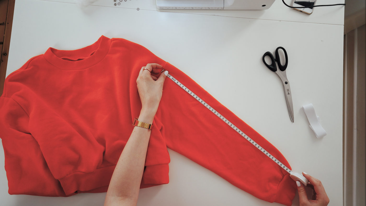 DIY IDEEN: Pullover pimpen