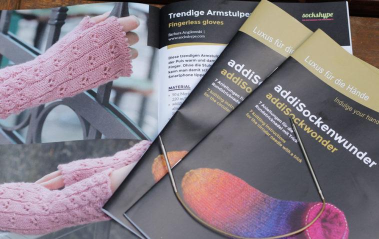 addiSockenwunder - Anleitungsheft