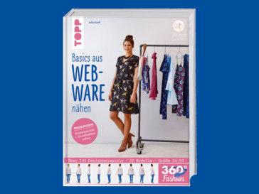 Basics aus Webware nähen - Buchbesprechung - Coverbild
