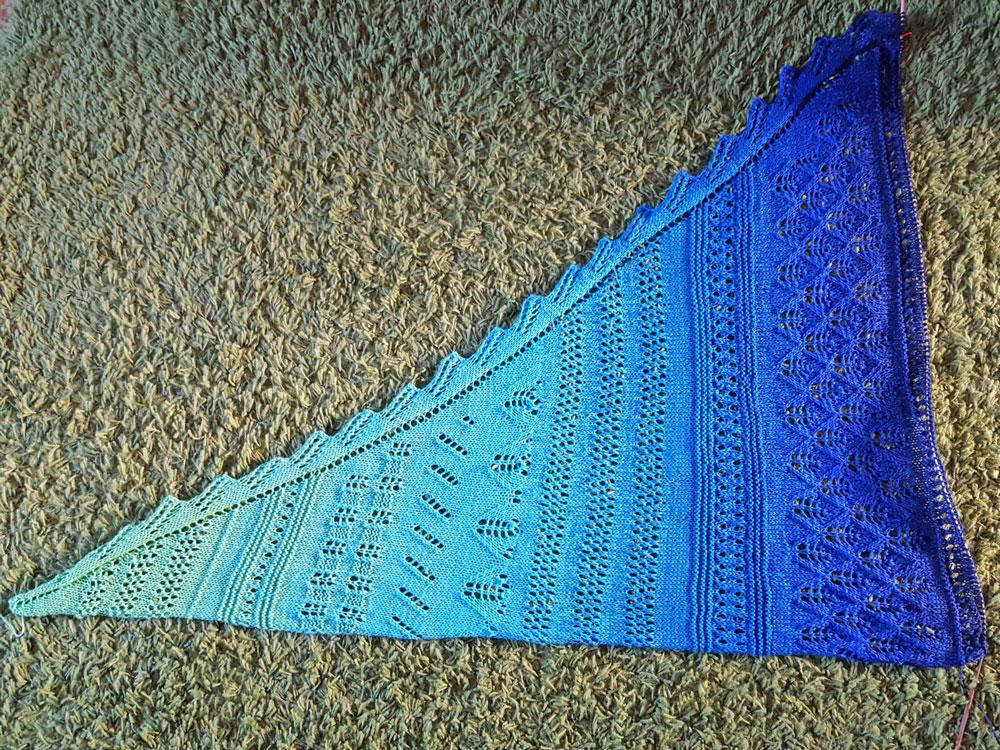 Dreieckstuch Vicky - Erfahrungsbericht von Kathrin Situmorang