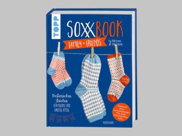soxxbook family + friends SOXXBOOK Family + Friends by Stine & Stitch – Noch mehr Socken