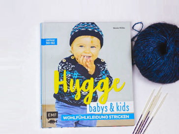 Buch: Hygge – Wohlfühlkleidung sticken für Babys & Kids