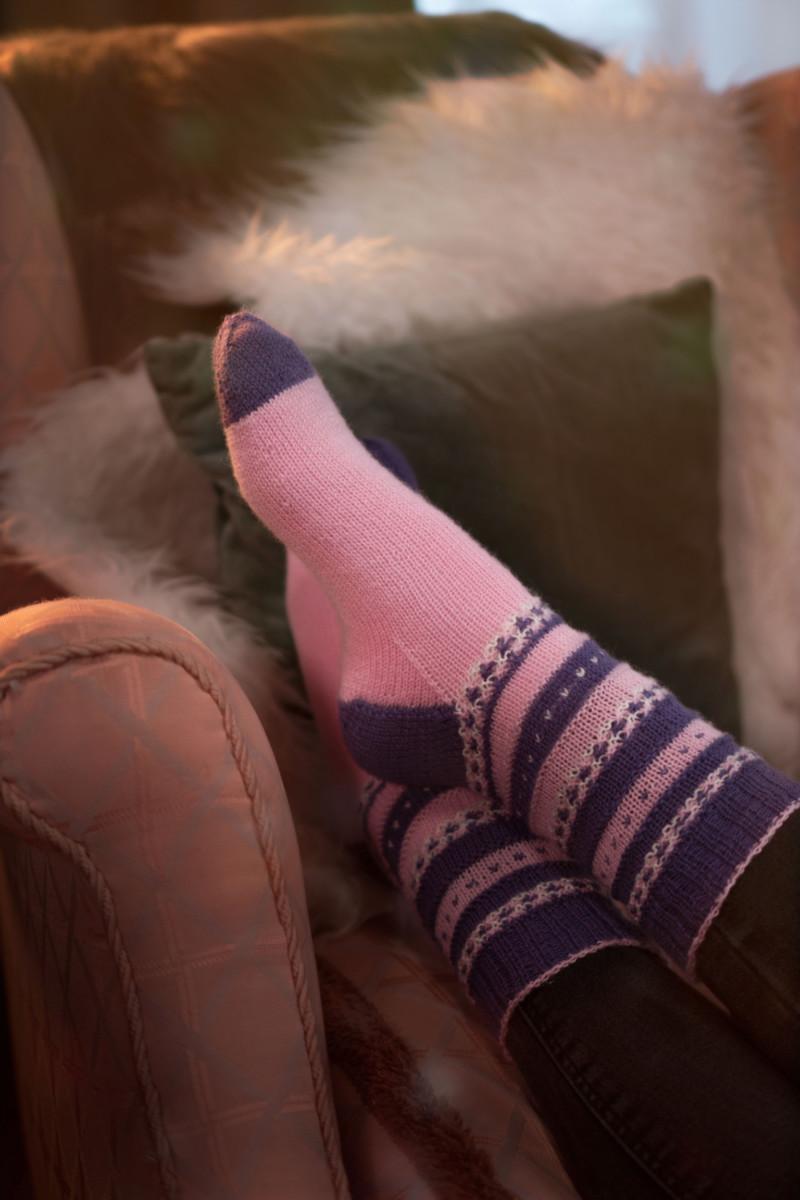 Socken Anesa