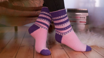 Socken Anesa Titelbild