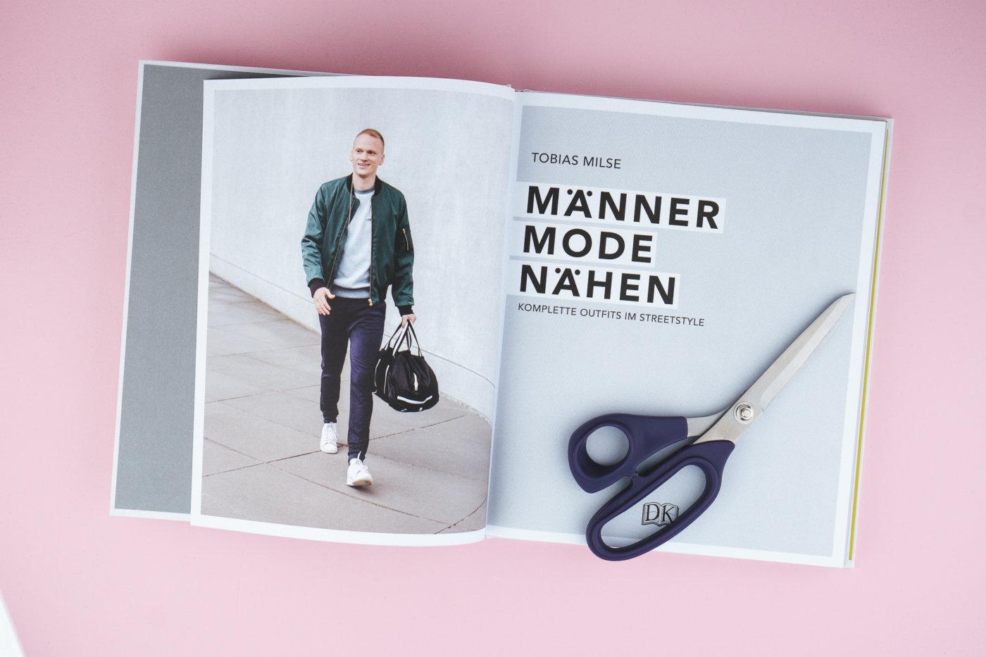 männer mode nähen An die Nähmaschine, fertig, »Männer Mode nähen« mit Tobias Milse