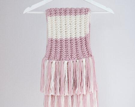 [object object] So musst du NICHT mehr alleine einen Schal stricken! (KAL)