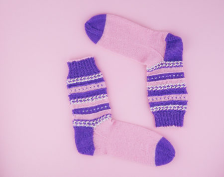 Socken Stricken Anleitung »ANESASOCKS«