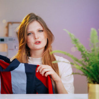 T-Shirt nähen im Sew Along (SAL) mit kostenloser Anleitung