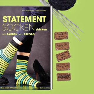 Statement Socken stricken - Titelbild