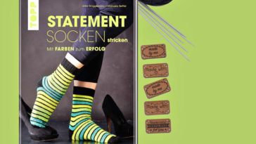 Statement Socken stricken - Titelbild