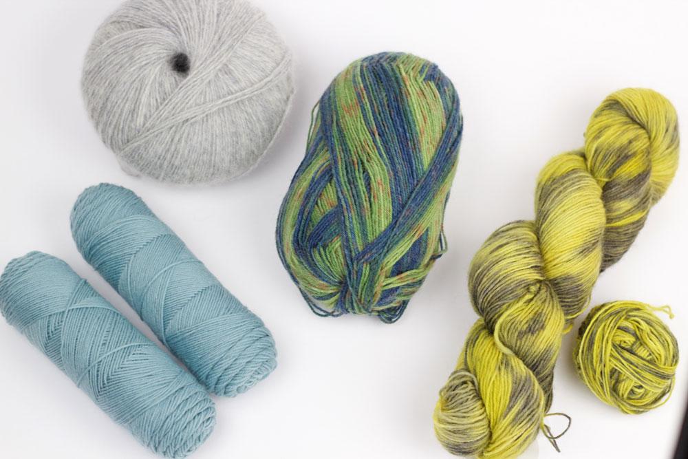 sockshypeSockenstricken-KAL Sockenwolle