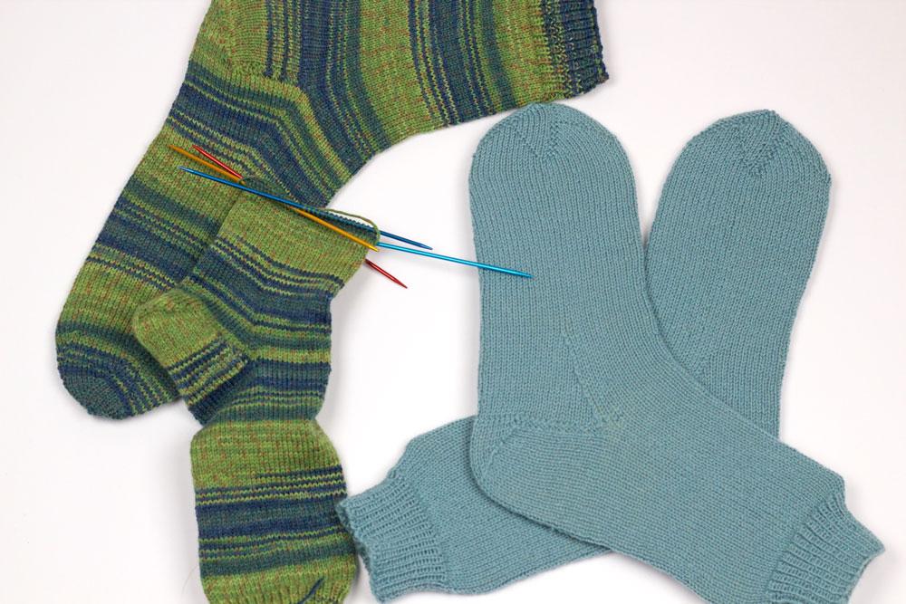sockshypeSockenstricken-KAL - Socken