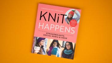 Buch Knit Happens von Susi Strickliesel