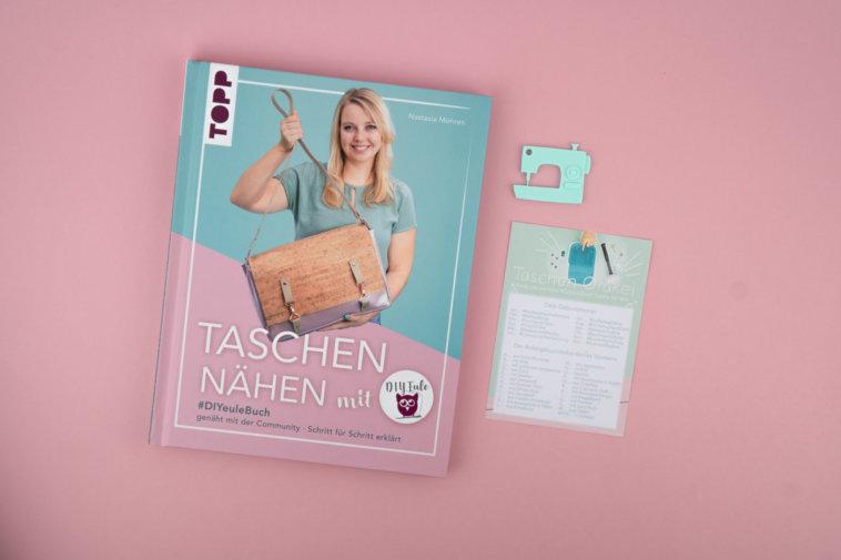 Buch: Taschen nähen mit DIY Eule